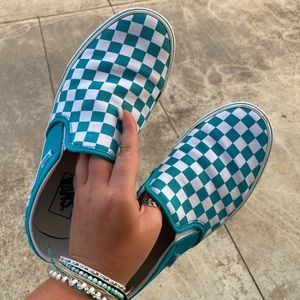 VANS Checkerboard Women's